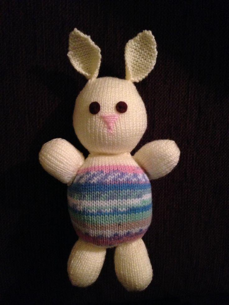 A lovely bunny for a lovely little girl