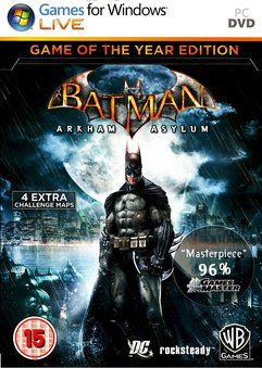 Batman Arkham Asylum GOTY-Repack - Adventure Game