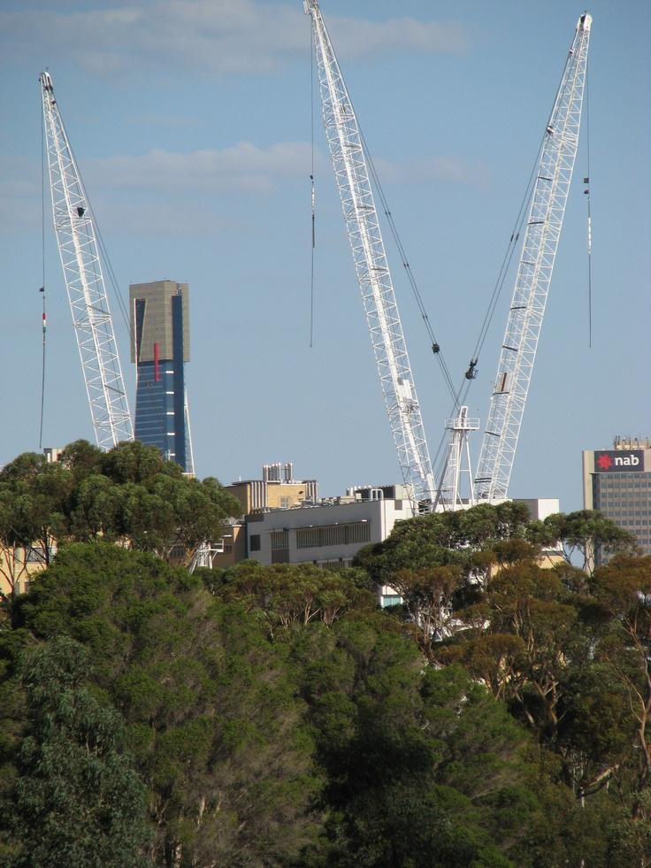 Melbourne Skyline 2, VIC Aust.