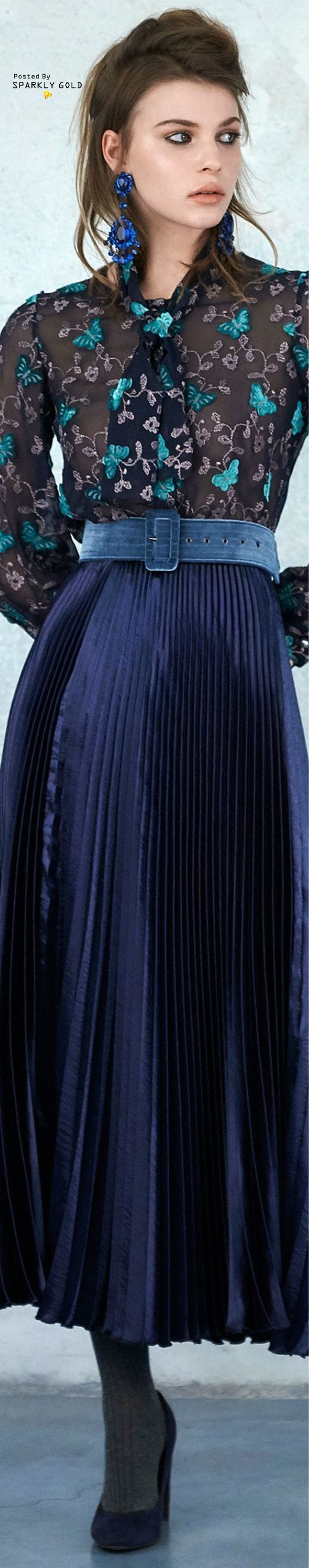 Luisa Beccaria Pre-Fall 2018