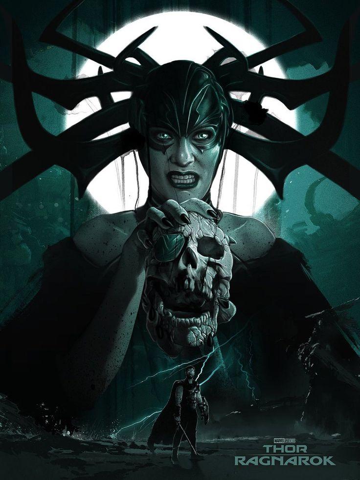 Thor Ragnarok - Created by Laz Marquez