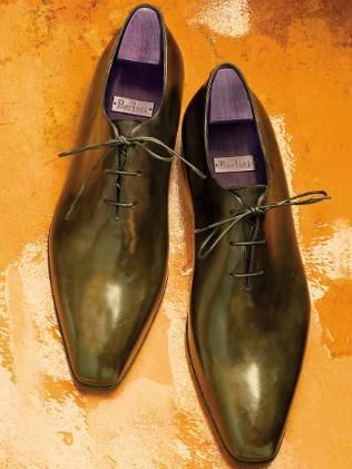 House of Berluti shoes collection