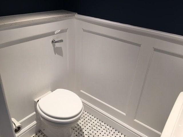 Beaded Bathroom Panelling Bathroom Paneling Wood Panel Bathroom