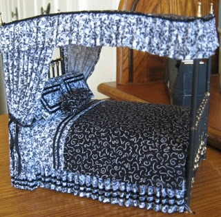 Casey's Minis: bed tutorial