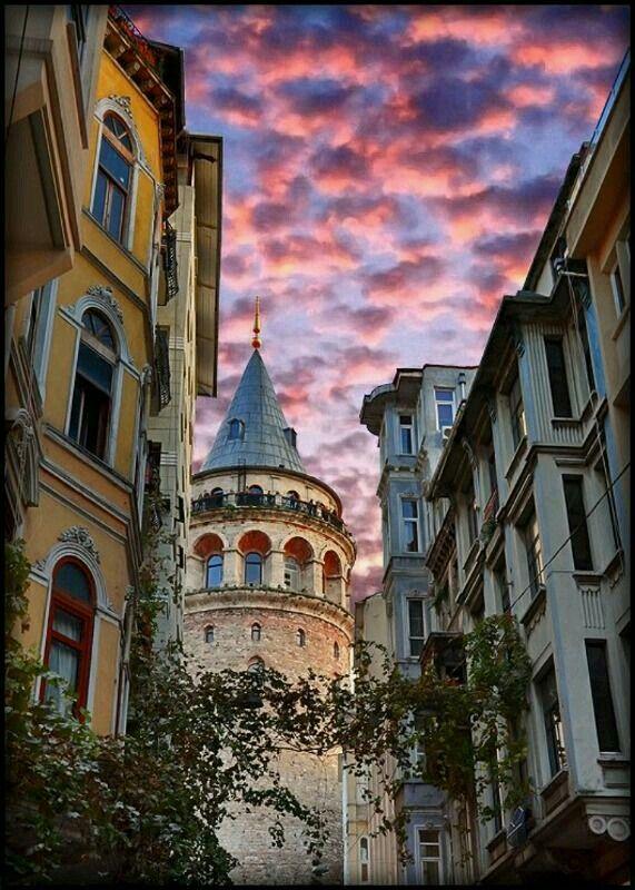 Torre Gálata , Estambul