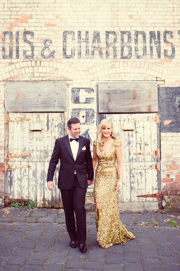Chic Melbourne Wedding by Tori and Sal