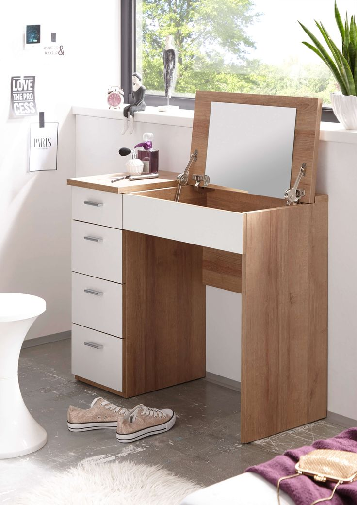 Toaletní stolek MAKE UP - Sconto Nábytek