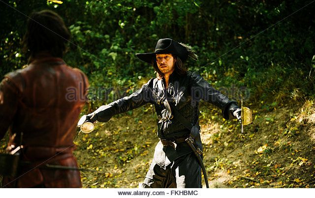 El Capitan Las aventuras del capitan Alatriste Serie TV 2015 Episode 13 La conversion du Prince Aitor Luna Natasha - Stock Image
