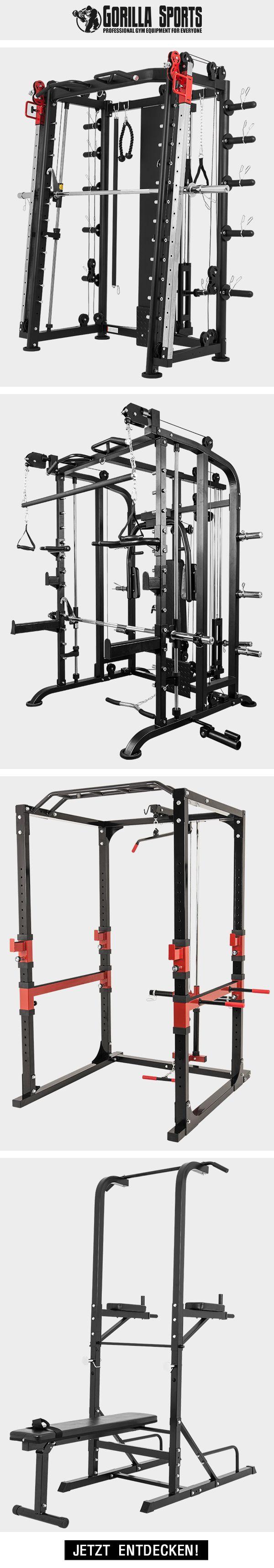 power rack gorilla sports