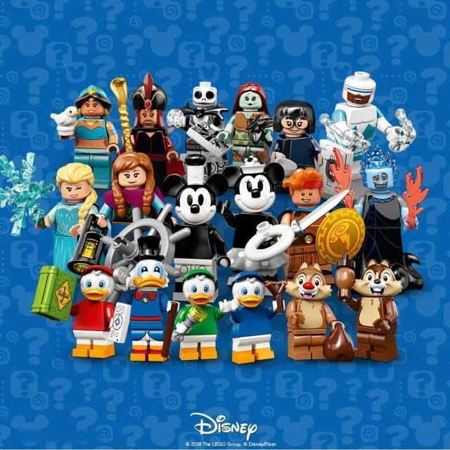 LEGO MINIFIGURES DISNEY SERIES 1 71012 PICK CHOOSE YOUR OWN BUY 3 GET 1 FREE