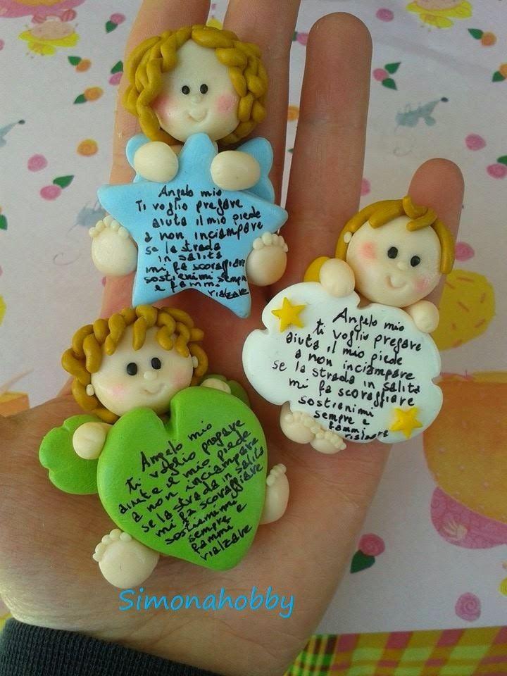 Una ragazza alla quale ho fatto le bomboniere per il Battesimo della sua bambina mi ha fatto conoscere questa poesia,mi è piaciuta cosi tant...
