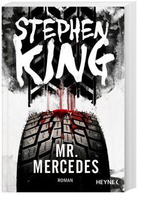 Gerade angefangen: Mr. Mercedes von Stephen King