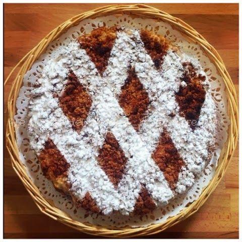 Le ricette del bimby e....molte altre! *CRI*: TORTA CON RIPIENO DI CASTAGNE E RICOTTA