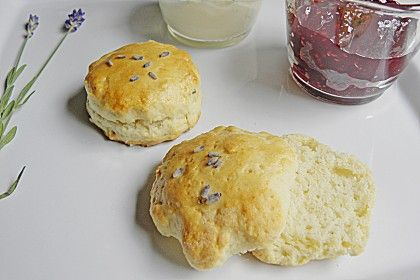 Lavendel - Scones (Rezept mit Bild) von Stachelbeere | Chefkoch.de