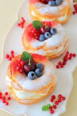 朝ドラまれの「パリブレスト」のおうちアレンジ
