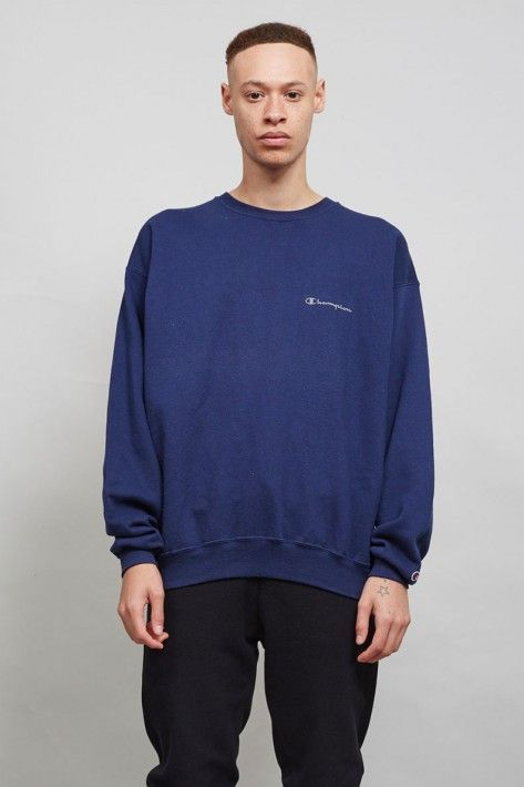 Navy blue vintage Champion sweater