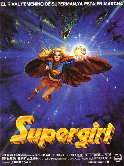 Watch Supergirl 1984 Full Movie Online Free