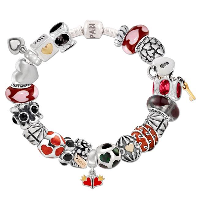Pandora Jewelry Los Angeles: 1000+ Images About Charm Bracelet Love! On Pinterest