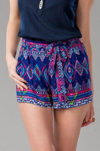 Sommerall Printed Shorts