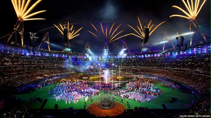 The Closing Ceremony of the London 2012 Paralympic Games