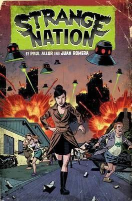 Strange Nation By Juan Romera, 9781631403828., Graphic Novels