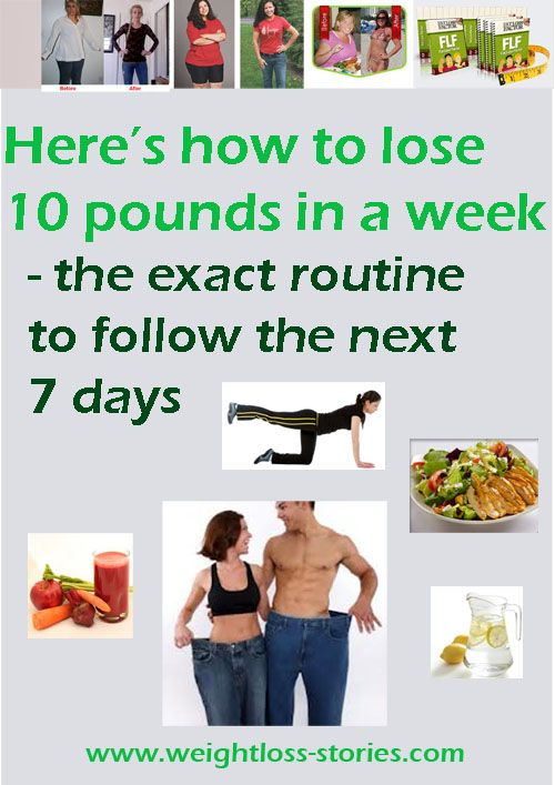 10 Lbs Weight Loss Challenge