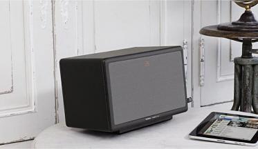 Allroom Air One speelt muziek draadloos vanaf uw computer, iPhone, iPad, iPod Touch en Android apparaat