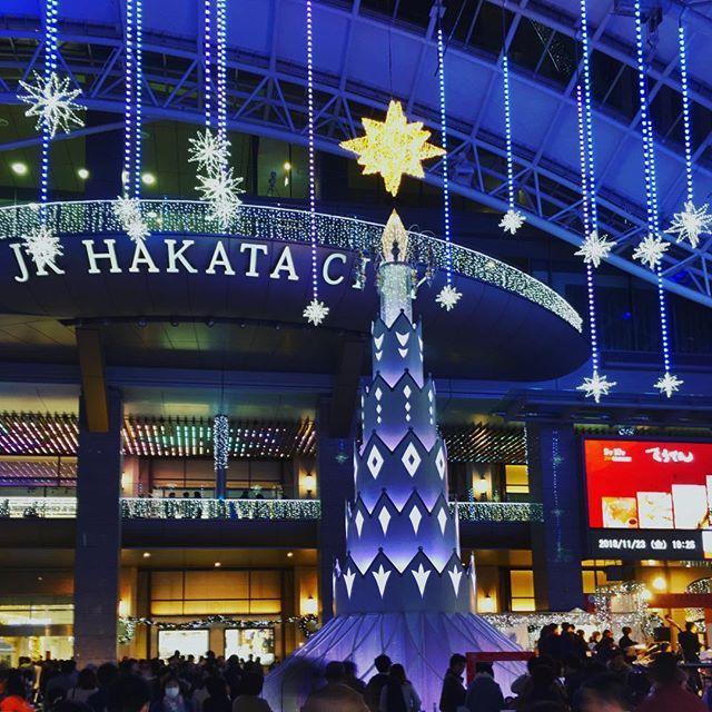 マーケット 博多 クリスマス