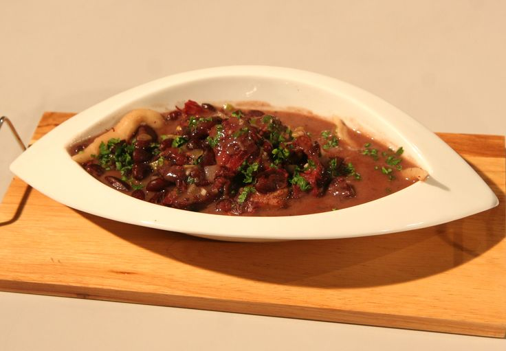 stew peas with pig's tail  fresh beef with images