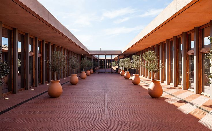 Musée Mémorial du Camp de Rivesaltes Architecture :Rudy Ricciotti / Passelac & Roques Architectes