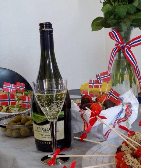 Celebrate 17 may , Norway