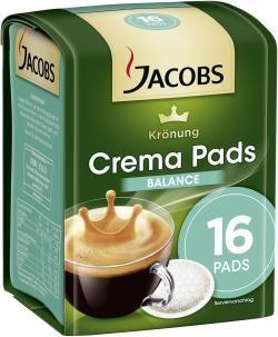 myTime Angebote Jacobs Krönung Crema Pads Balance: Category: Kaffee, Tee & Kakao > Kaffee > Crema Item number: 4502090825…%#lebensmittel%