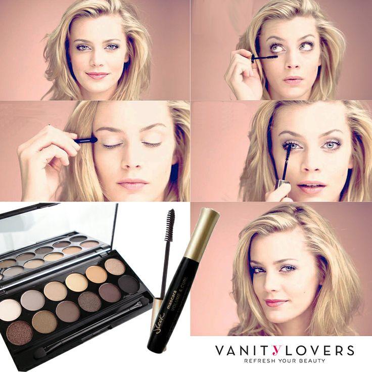 Realizza un makeup simile con i prodotti di #SleekMakeUP http://www.vanitylovers.com/sleekmakeup-i-divine-palette-au-naturel.html?utm_source=pinterest.comutm_medium=postutm_content=vanity-lovers-sleek-au-natutm_campaign=pin-vanity