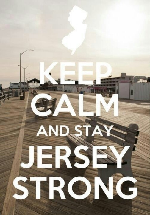 Jersey girl strip video
