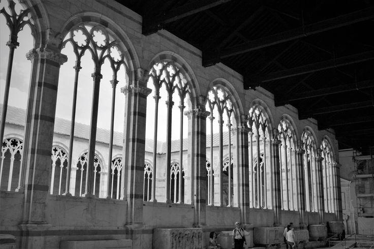 Composante monumentale, Piazza dei Miracoli, Pisa, italy.