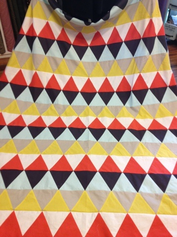 Quilt by Sandra Dowse