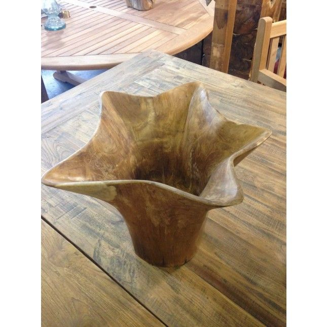 Teak root vases. Looking for teak root accessories and furniture? We can  assist you