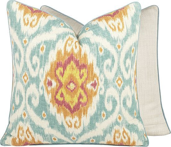 Style a pair of #havertys Ubud Pillows in your space for an on trend #spring look. Spring has ...