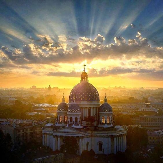 Catedral da Trindade, St Petersburg
