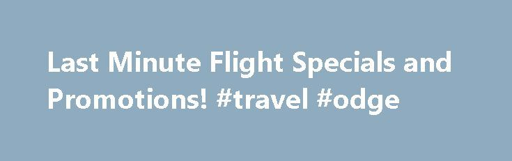 Last minute flight deals from atlanta to tampa