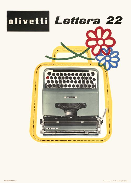 Lettera 22 *Typewriter Workshop*  http://www.etsy.com/shop/typewriterwshop