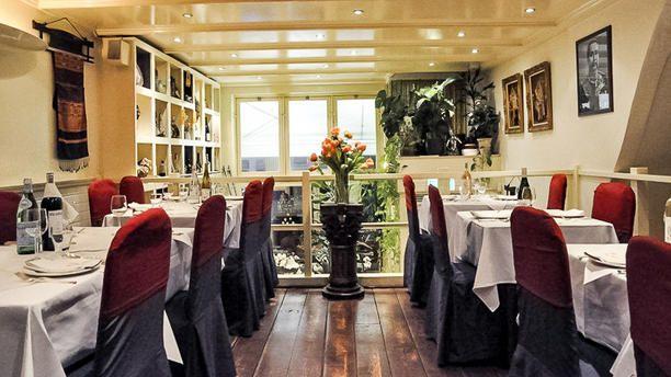 Krua Thai Classic restaurantzaal
