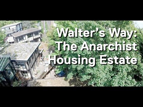 'This isn't at all like London': life in Walter Segal's self-build anarchist estate | Cities | The Guardian