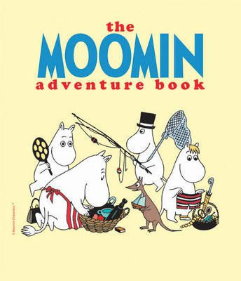 The Moomin Adventure Book