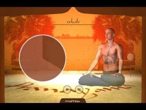Pranayama Breathing App.