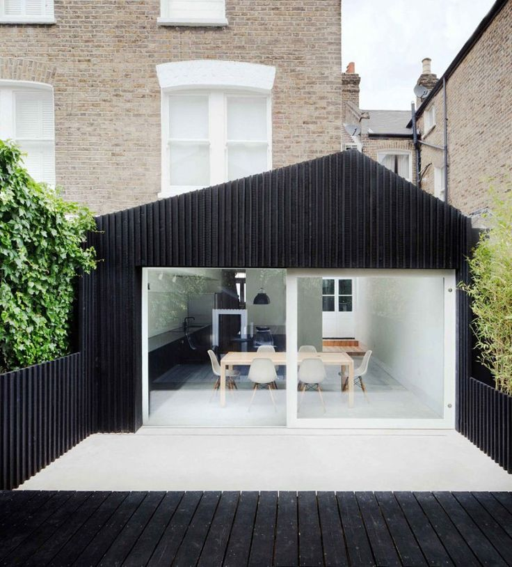 London-based studio Gundry & Ducker Architecture has designed an extension to a Victorian terrace house located in London, UK.