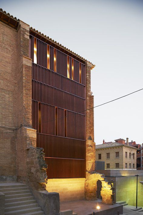 Refurbishment of Huesca City Archives, Huesca, 2012 - ACXT