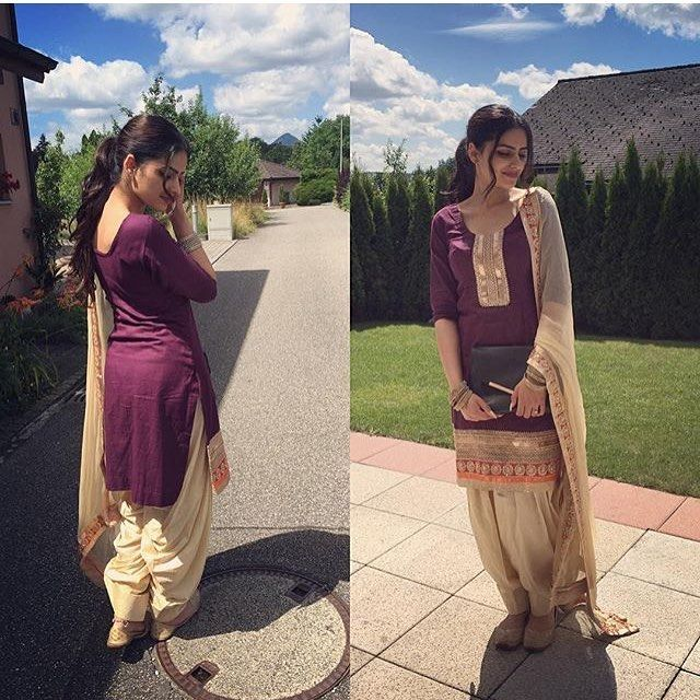 Punjabi clothing
