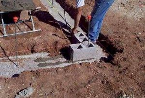 Cob house foundation ideas