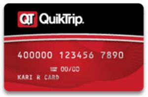 quiktrip credit card login